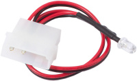 Anschlußfertige LED weiß ultrahell, 5 mm