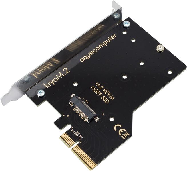 Aqua Computer Webshop - kryoM.2 PCIe 3.0 x4 Adapter für M ...