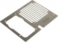 Mounting plate airplex XT / evo 120 for Chieftech Big-Tower, stainless steel