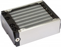 airplex modularity system 140 mm, aluminum fins, two circuits, stainless steel side panels