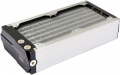 airplex modularity system 240 mm, aluminum fins, one circuit, stainless steel side panels