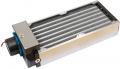 airplex modularity system 280 mm, Alu-Lamellen, D5 Pumpe, Edelstahl-Seitenteile