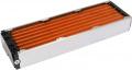 airplex modularity system 420 mm, Kupfer-Lamellen, zwei Kreisläufe, Edelstahl-Seitenteile