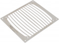 Mounting plate for airplex radical / modularity system 140, brushed stainless steel