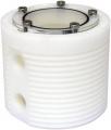 aquatube G1/4 Delrin white