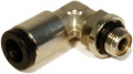 Elbow fitting plug&cool G 1/8, pivotable