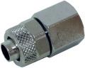 Schlauchverschraubung 10/8 mm G 1/4 Innengewinde