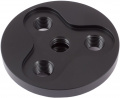 Lid for aqualis 450/880, acetal, four threaded holes
