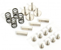 Screw set with mechanical stop for cuplex kryos PRO/XT/HF